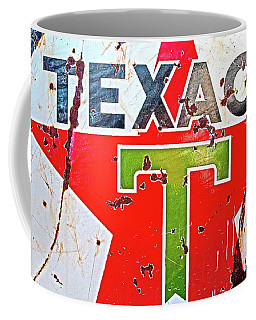 Route 66-texaco Coffee Mug