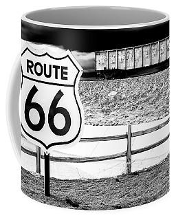 Route 66 Train Coffee Mug