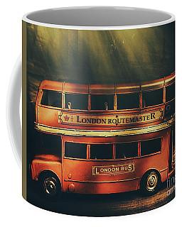 Routemaster Bus Station Coffee Mug