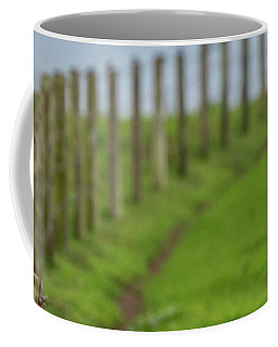 Row View  Coffee Mug