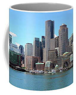 Rowes Wharf  Coffee Mug
