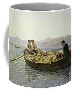 Rowing Boat Coffee Mug