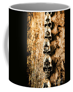 Coffee Mug featuring the photograph Rowing Sculls by Jorgo Photography - Wall Art Gallery