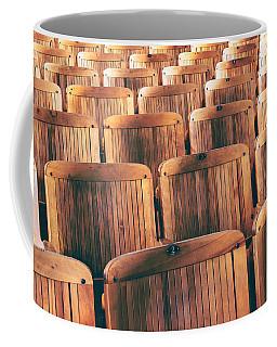 Rows Of Seats Coffee Mug