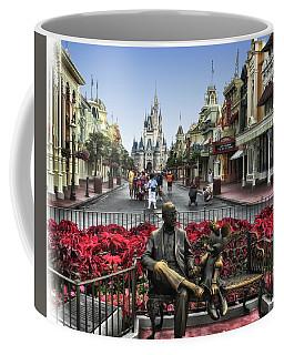 Roy And Minnie Mouse Walt Disney World Mp Coffee Mug