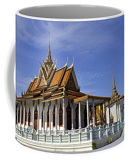 Roy Palace Cambodia 02 Coffee Mug