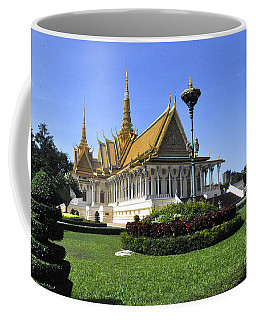 Roy Palace Cambodia 03 Coffee Mug