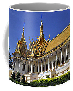 Roy Palace Cambodia 04 Coffee Mug