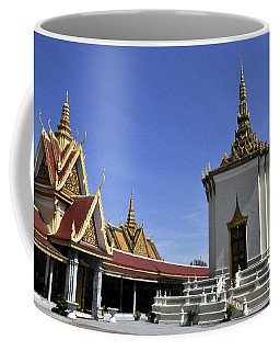 Roy Palace Cambodia 05 Coffee Mug