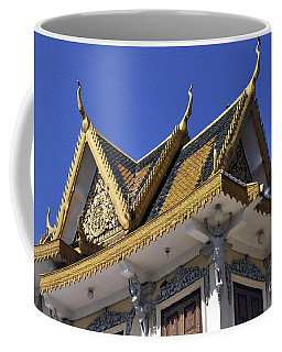 Roy Palace Cambodia 07 Coffee Mug