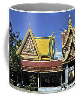 Roy Palace Cambodia 08 Coffee Mug