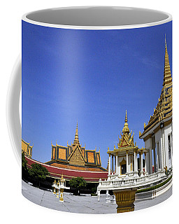 Roy Palace Cambodia 10 Coffee Mug