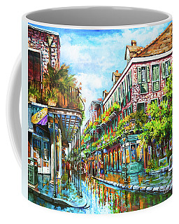 Royal At Pere Antoine Alley, New Orleans French Quarter Coffee Mug