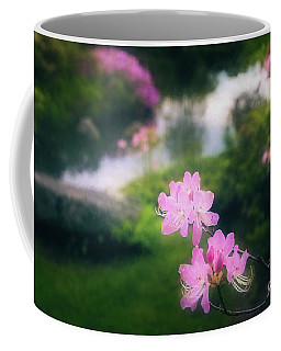 Royal Azaleas At Asticou Azalea Garden Coffee Mug