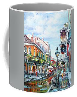 Royal Balconies Coffee Mug
