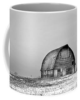 Royal Barn Bw Coffee Mug