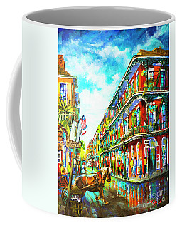 Royal Carriage - New Orleans French Quarter Coffee Mug