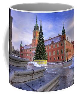 Royal Castle Coffee Mug by Juli Scalzi