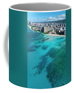 Royal Hawaiian Hotel, Waikiki Coffee Mug