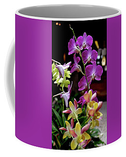 Coffee Mug featuring the photograph Royal Hawaiian Orchids by Michele Myers