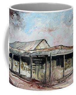 Royal Hotel, Birdsville Coffee Mug