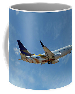 Royal Jet Boeing 737-7z5 Coffee Mug