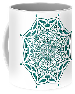 Royal Mandala Coffee Mug