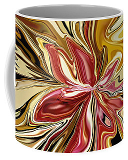 Royal Orchid Coffee Mug by Rabi Khan