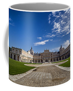 Royal Palace Of Aranjuez Coffee Mug