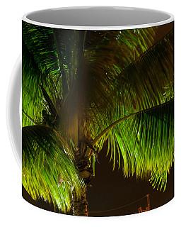 Royal Palm Night Out Coffee Mug