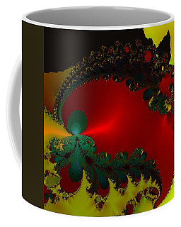 Royal Red Coffee Mug