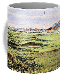 Royal Troon Golf Course Coffee Mug