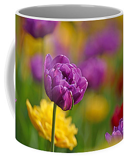 Royal Tulips Coffee Mug