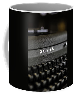 Royal Typewriter #19 Coffee Mug