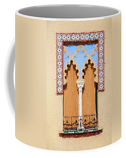 Royal Window Coffee Mug