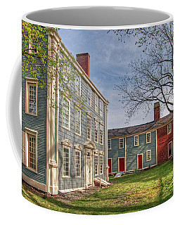 Royall House And Slave Quarters Coffee Mug