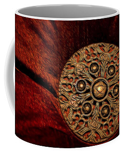 Coffee Mug featuring the photograph Royalty by Steven Richardson