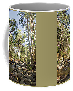 Coffee Mug featuring the photograph Rubicon River by Linda Lees