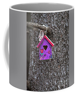 Coffee Mug featuring the photograph Rubicund.. by Nina Stavlund