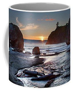 Ruby Beach #1 Coffee Mug