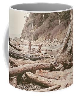 Ruby Beach No. 9 Coffee Mug