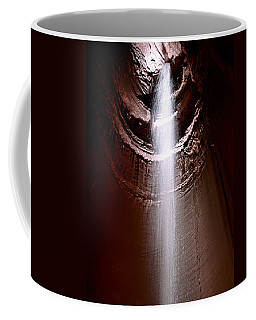 Ruby Falls Coffee Mug by Debra Forand