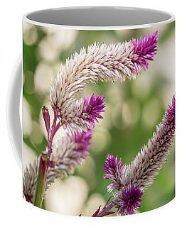 Ruby Parfait Celosia Coffee Mug