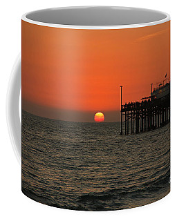 Ruby's Sunset Coffee Mug