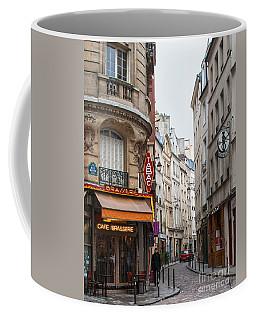 Rue Dante Paris Coffee Mug