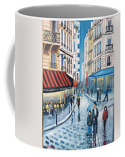 Rue De La Huchette, Paris 5e Coffee Mug
