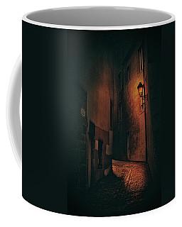 Rue De L'eau Coffee Mug by Iryna Goodall
