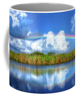 Rue's Rainbow Coffee Mug