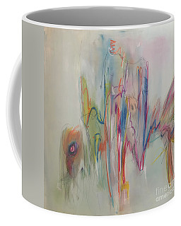 Ruffled Coffee Mug