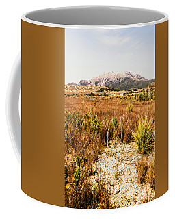Rugged Australian Bushland Coffee Mug